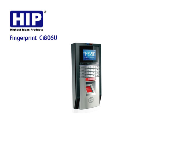 Fingerprint Ci806U